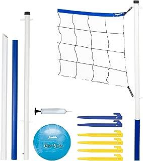 warmgone Classic Volleyball Net Replacement for Outdoor Sports Garden Schoolyard Backyard Beach