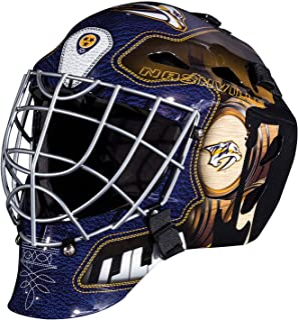 Nashville Predators Unsigned Franklin Sports Replica Full-Size Goalie Mask - Unsigned Mask