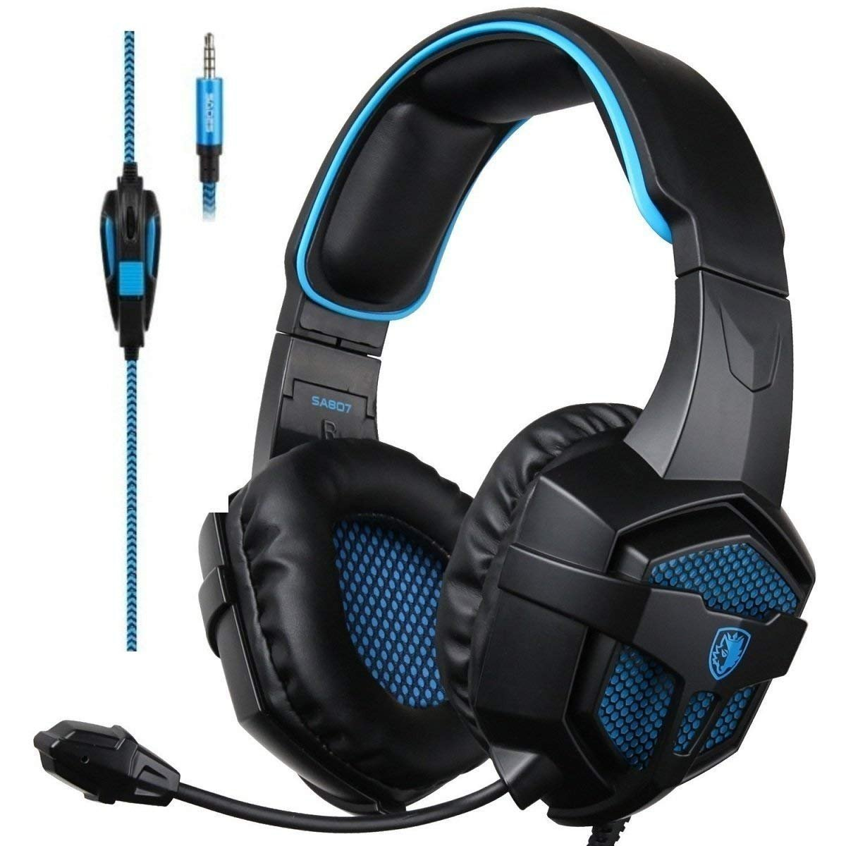 SADES Gaming Headset Headphone Stereo