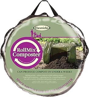 Tierra Garden 50-1500 Haxnicks Roll-Mix Composter, 41 Gallon Capacity