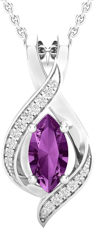 Dazzlingrock Collection 10X5 MM White Under blast Max 54% OFF sales Gemstone Round Marquise