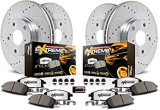 Power Stop K2895-36 Front & Rear Z36 Truck and Tow Brake Kit