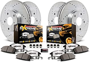 Power Stop K2010-36 Front & Rear Z36 Truck and Tow Brake Kit