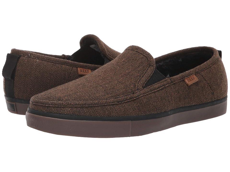 df37aeb5f0 Reef Amigo (Brown Gum) Men s Slip on Shoes