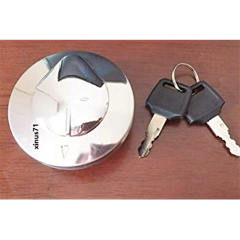 ZHENDA Fuel Gas Tankdeckel Keys Set for Yamaha Dragstar Vstar XVS650 950 1100 1998-2017