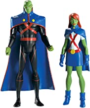DC Universe Young Justice Martian Manhunter And Miss Martian Figure 2-Pack