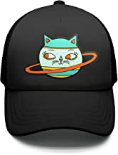 Funny Cat Planet Kids' caps Adjustable Welding cappersonality UV Protection Cap