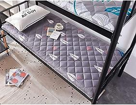 Dorm Mattress,Thicken Sanding Tatami Mattress,Student Bedroom Single Apartment Mattress Soft Thick for Student Dormitory M...