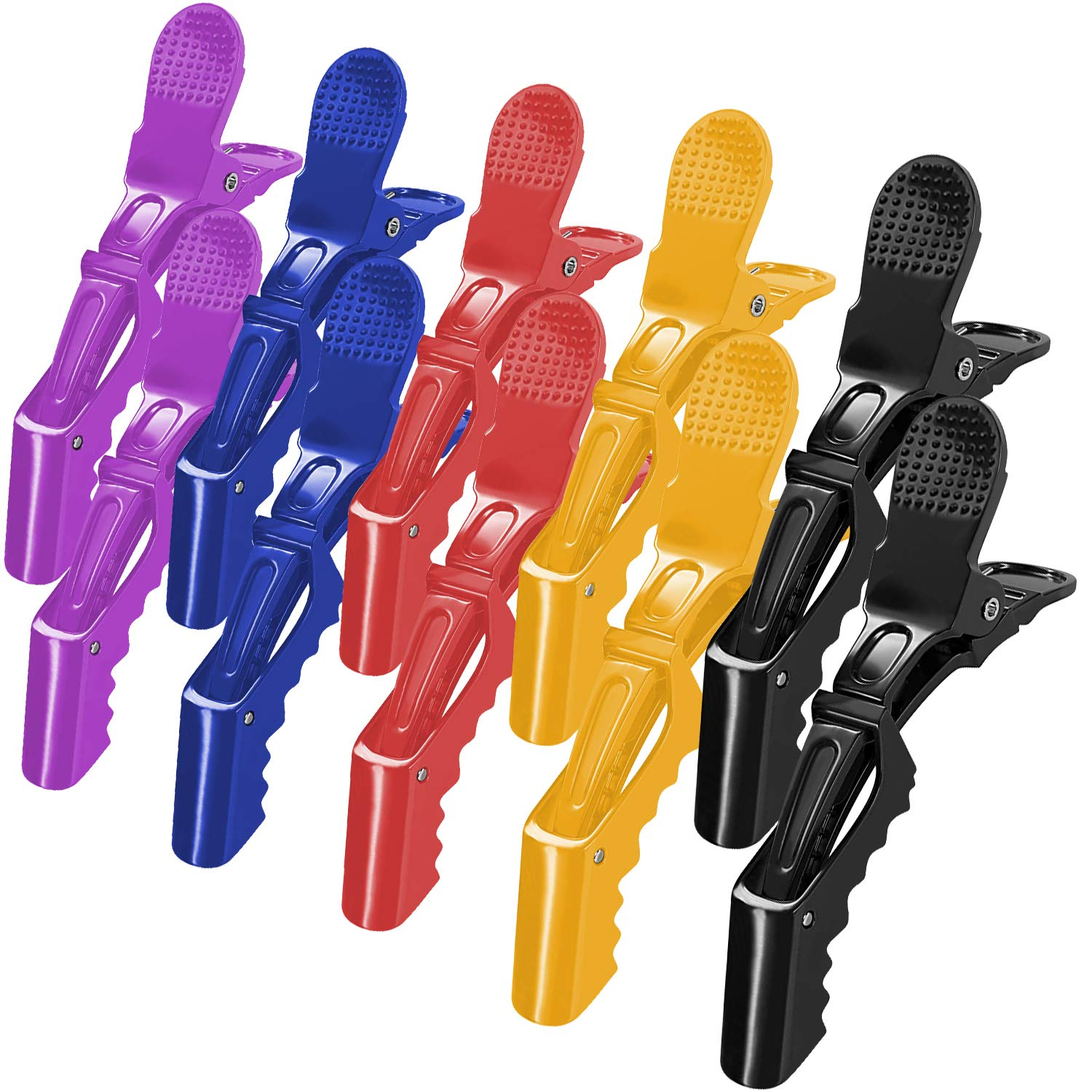 Hair Clips for Styling Sectioning OFFicial site Alligator Clip Animer and price revision Non with