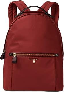 Nylon Kelsey Large Backpack Brandy One Size