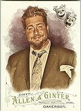 2016 Topps Allen & Ginter #243 Jay Oakerson Comedian Baseball Card