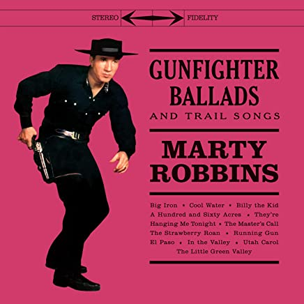 Marty Robbins - Gunfighter Ballads & Trail Songs (2019) LEAK ALBUM