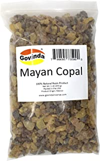 Sponsored Ad - Govinda - Mayan Copal (Gold) Incense Resin 1 lb