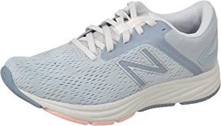 New Balance Side Printed Logo Lace up Sneakers For Women