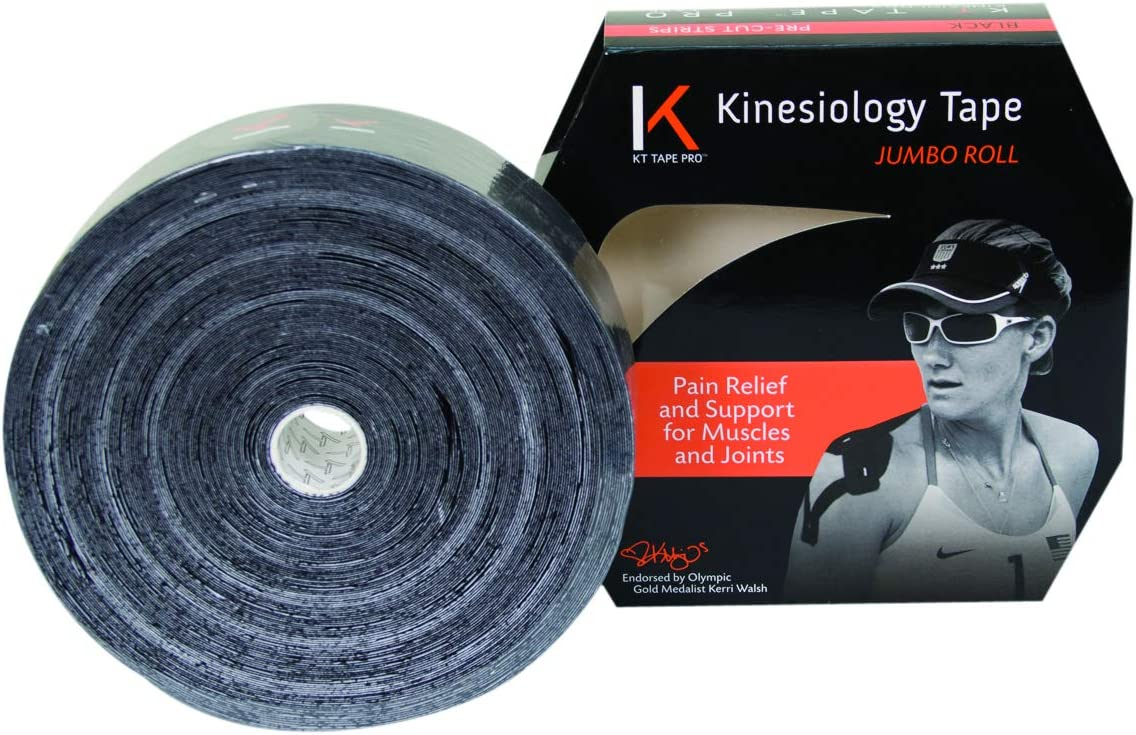KT Tape Kt Classic Black Daily bargain sale X Max 89% OFF 2