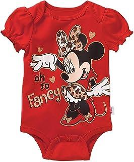 Minnie Mouse - Body para bebé, diseño de Oh So Fancy
