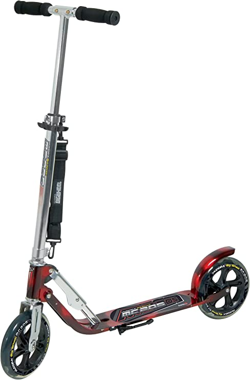 Hudora Big Wheel MC 205 - Patinete (Ruedas 205 mm), Color ...