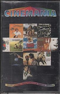 Cinemania (versione audio cassetta)