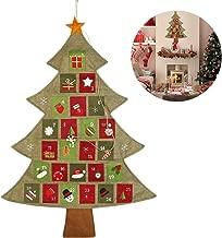 NICEXMAS Natalizio avvento calendario conto alla rovescia per Natale