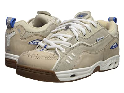 Globe CT-IV Classic (Oyster Grey Shaved Suede/Gum) Skate Shoes
