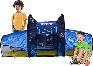 Batman Batcave Tent – DC Comics Pop Up Play Tent for Kids | Over 6 Feet Long