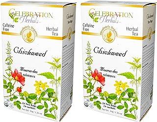 Celebration Herbals Chickweed Tea (Chickweed, 48 Bags)