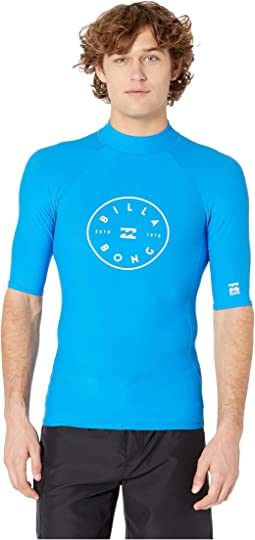 Rotor Performance Fit Short Sleeve