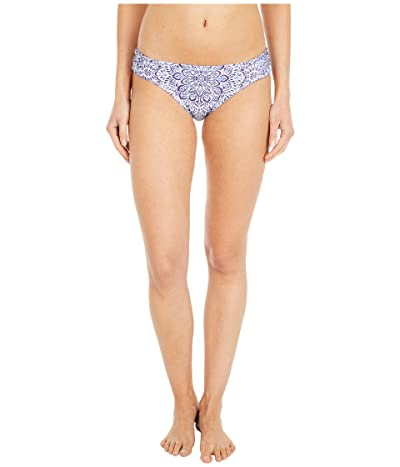 Jessica Simpson Sweet Sunday Back Shirred Hipster Bottoms (Nile Multi) Women