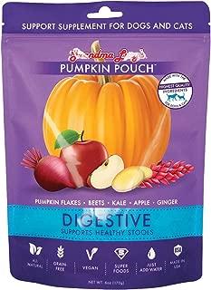 グランマ・ルーシーズ パンプキンパウチ ダイジェスティブ(170g)かぼちゃベースのお野菜サプリ・健やかなお通じを食事からサポート