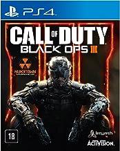 Jogo Call of Duty: Black Ops Iii - Cod Bo3 - Ps4