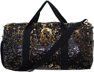 Best black sequin duffle bag Reviews