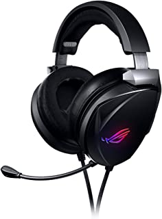 ASUS ROG Theta 7.1 USB-C gaming headset with 7.1 surround sound, AI noise-cancelling microphone, ROG home-theater-grade 7....
