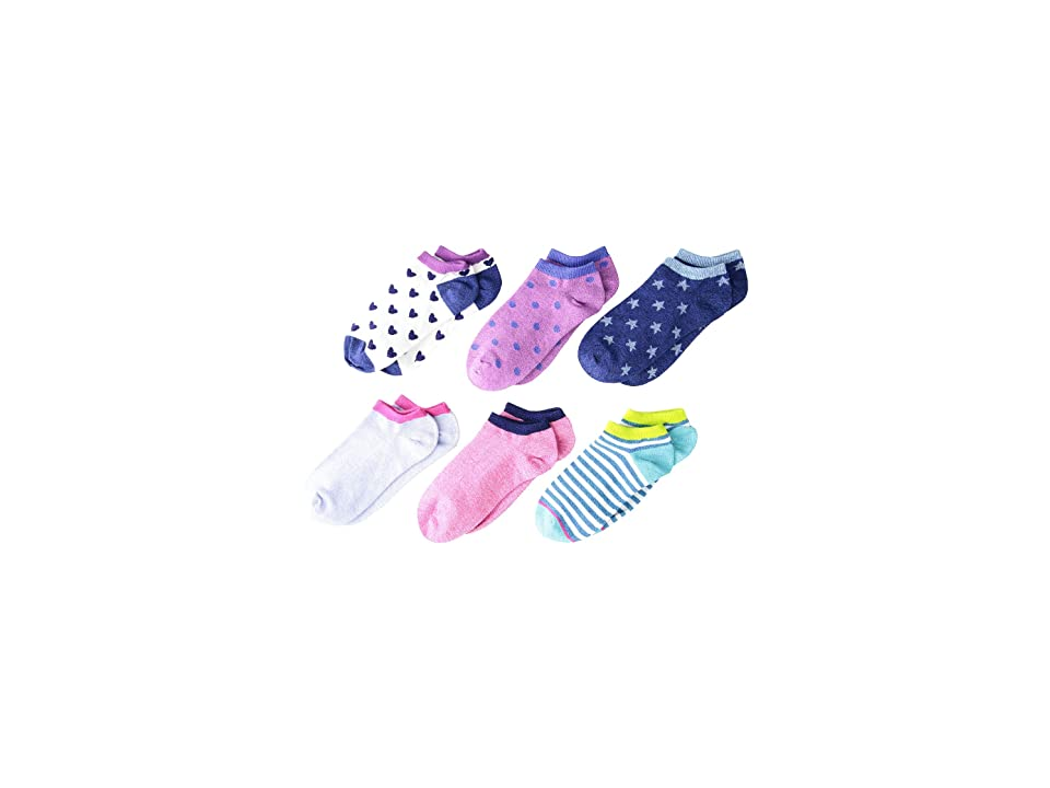 Stride Rite Heather Sparkle (Toddler) (Navy) Girls Shoes