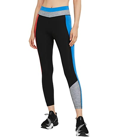 Nike One Color-Block 7/8 Tights Women