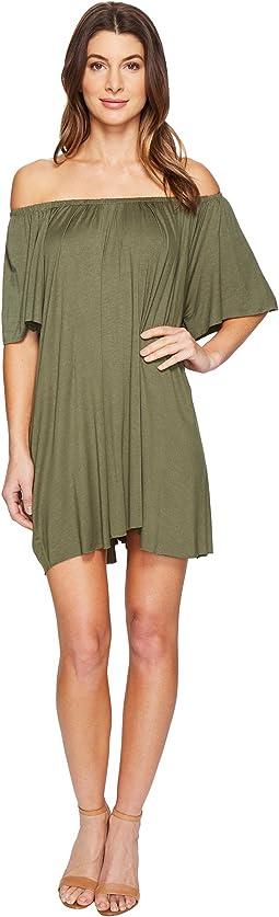 Culture Phit - Loryn Off the Shoulder Dress