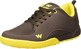 Wildcraft Unisex's Brut Brown Trekking Shoes(51801)