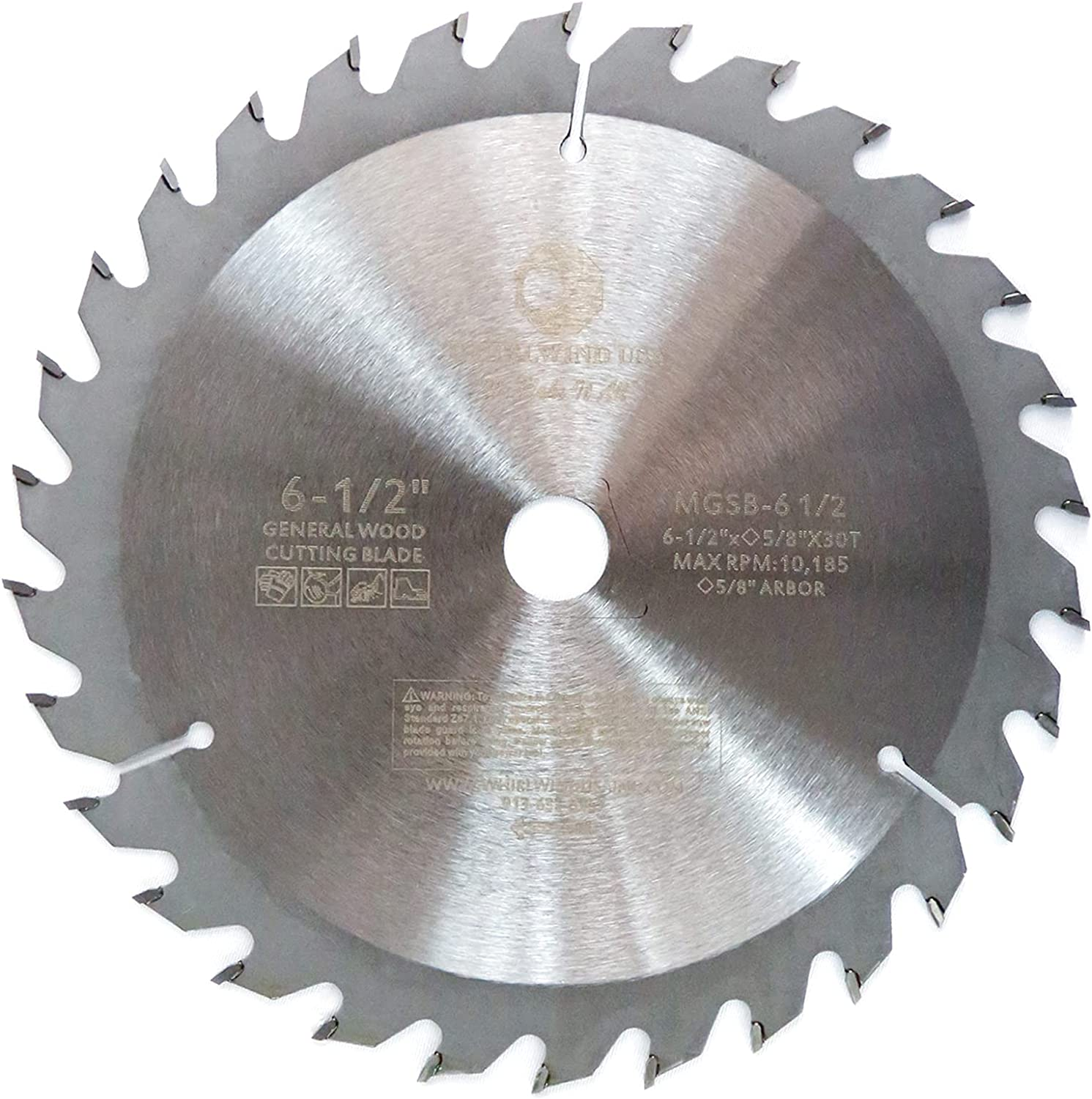 Carbide-Tipped Circular trust Complete Free Shipping Saw Blade 6-1 DIY 2 Purpos inch General