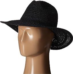 San Diego Hat Company - UBM4452 Open Weave Panama Sun Hat