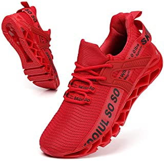 Sport Running Shoes for Mens Mesh Breathable Trail Runners Fashion Sneakers