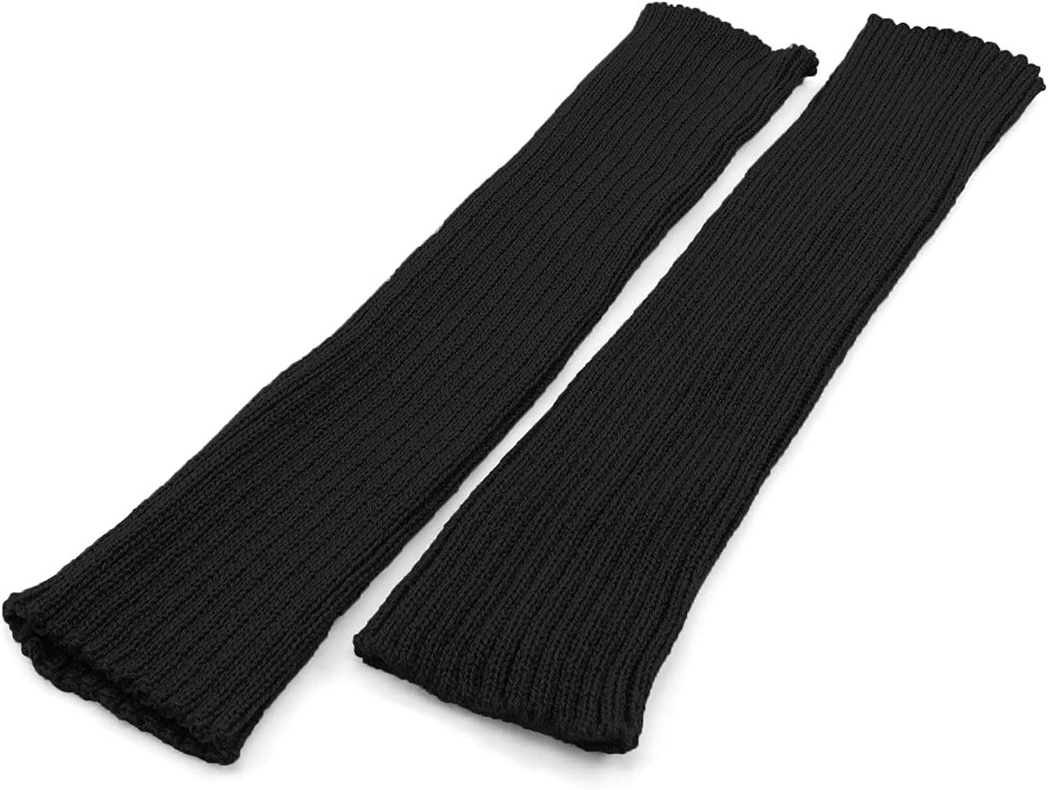 Century Star Women's Casual Athlete Striped Over Knee Socks Thin Thigh High Tights Stockings