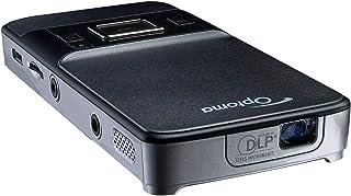 Optoma PK201, VGA, 20 LED Lumens, Pico Pocket Projector (Renewed)