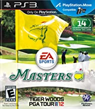 $44 » Tiger Woods PGA TOUR 12: The Masters - Playstation 3