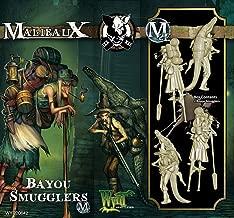 Wyrd Miniatures WYR20642 Malifaux 2Nd Edition: Bayou Smuggler, One Size