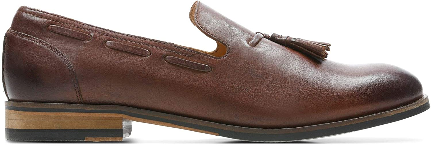 Clarks Flow Edge Leather shoes in