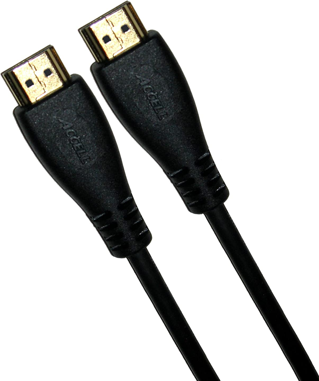 Accell A103C-006B High Speed HDMI Cable with Ethernet - 6.5 Feet (2 Meters), HDMI 2.0 Compliant for 4K UHD @ 60Hz