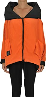 Luxury Fashion | Kimo No-rain Women MCGLCSG0000A8011I Orange Polyamide Outerwear Jacket | Season Outlet