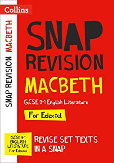 Macbeth: Edexcel GCSE 9-1 English Literature Text Guide: Ideal for Home Learning, 2021 Assessments and 2022 Exams