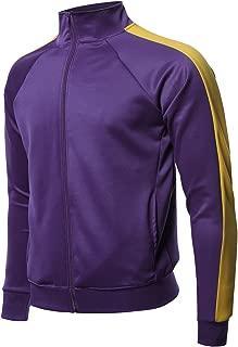 Men's Premium Quality Shoulder Panel Track Jacket