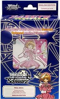 Weiss Schwarz Cardcaptor Sakura Trial Deck