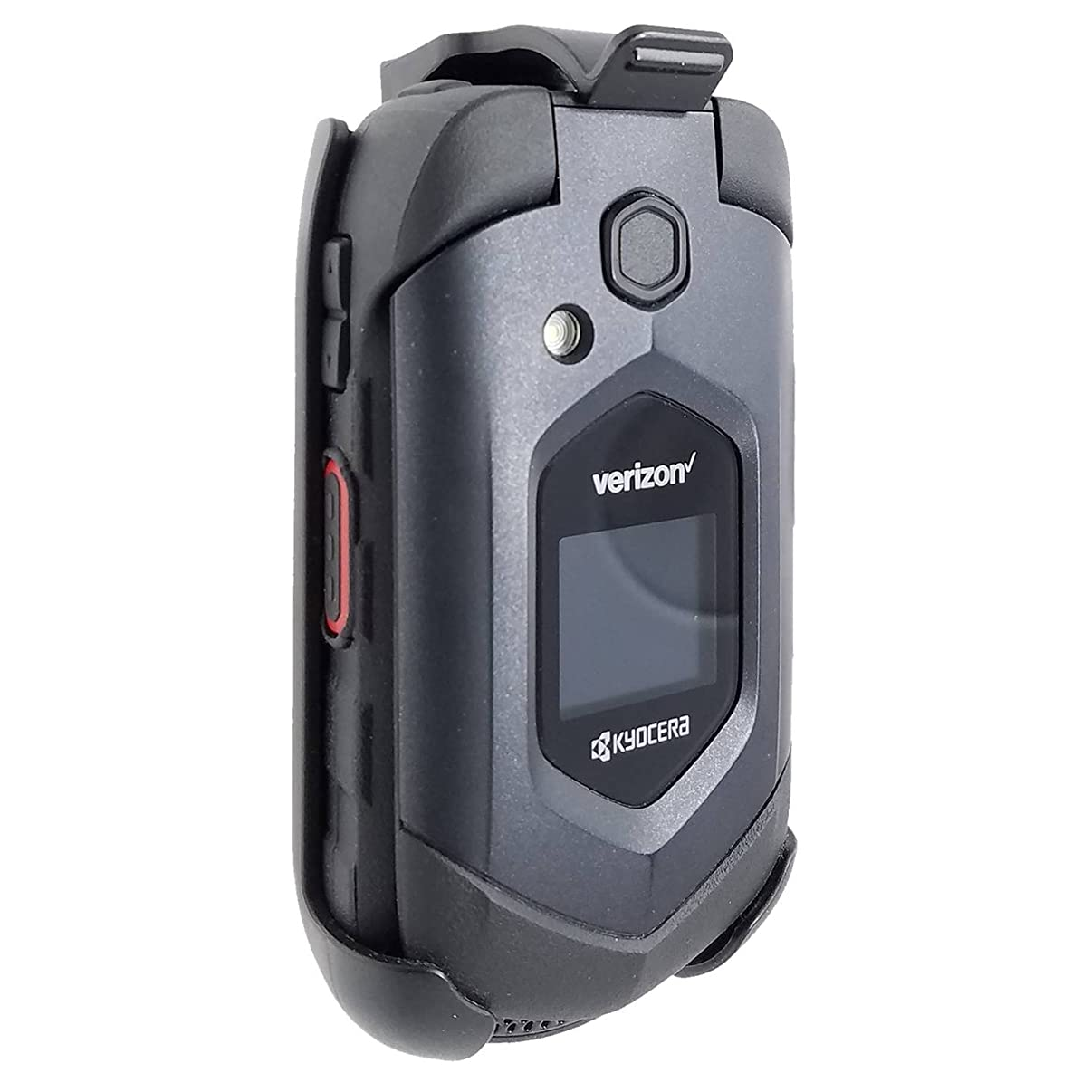 Kyocera DuraXV Plus XV + E4520 Belt Clip Holster Black (LEIF)